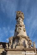 王宮の丘 三位一体の像