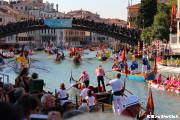 ヴェネチアのお祭りレガッタ・ストリーカ(べネチア)