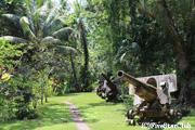 ビル村の戦争博物館
