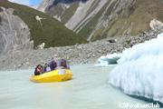 タスマン氷河湖ツアー/氷河(マウントクック)