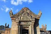 プリアヴィヘア寺院/第三層