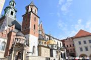 旧市街地 ヴァルヴェル城 ヴァルヴェル大聖堂