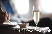 キャセイパシフィック航空ビジネスクラス