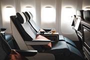 キャセイパシフィック航空ビジネスクラス3