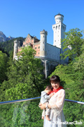 ノイシュヴァンシュタイン城と私たち