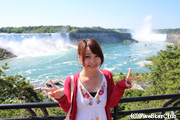 ナイアガラ滝と私