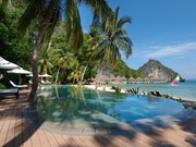 Apulit Island - Swimming Pool