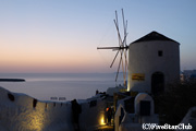 世界一美しい夕日が沈む町イア(サントリーニ)