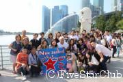 2016年社員旅行シンガポール