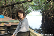 マングローブボートサファリ