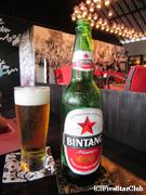 バリといえば冷たいビンタンビール!