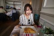 有名なオムレツ屋さん「ラ・メール・プラール」のふわふわオムレツを食べる!