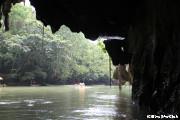 地底川洞窟(プエルト・プリンセサ)