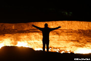 地獄の門(ダルヴァサ)