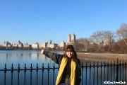 セントラルパークのジャクリーン・ケネディ・オナシス貯水池(ニューヨーク)