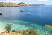 無人島ケラー島の美しい海