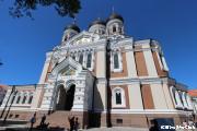 アレクサンドル・ネフスキー大聖堂(タリン)